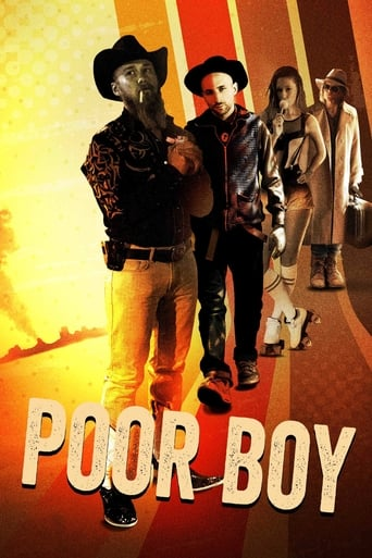 Poster of Poor Boy
