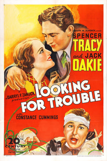 Poster of Looking for Trouble