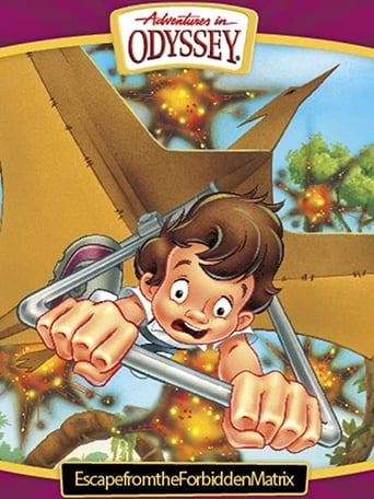 Poster of Adventures in Odyssey: Escape from the Forbidden Matrix
