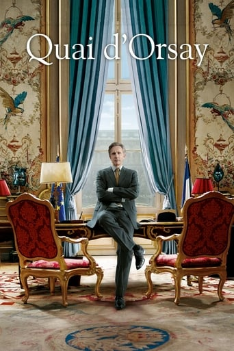 Poster of The French Minister