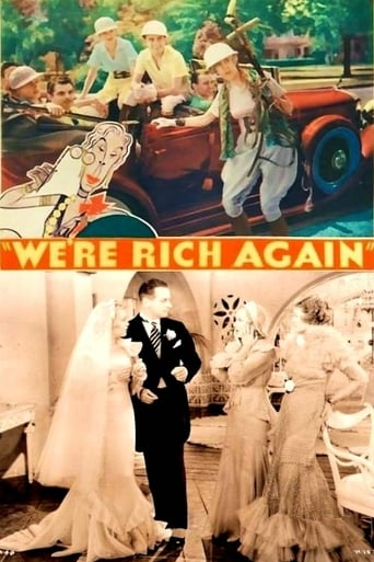 Poster of We're Rich Again