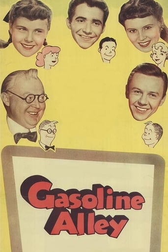 Poster of Gasoline Alley