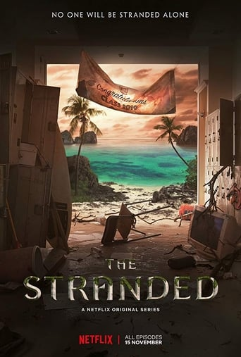 The Stranded 1ª Temporada - Poster