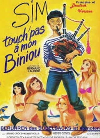 Poster of Touch' pas à mon biniou