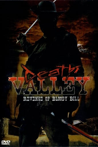 Death Valley The Revenge of Bloody Bill - Poster