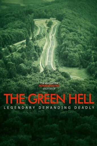 Poster of The Green Hell