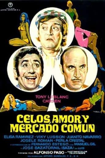 Poster of Celos, amor y Mercado Común