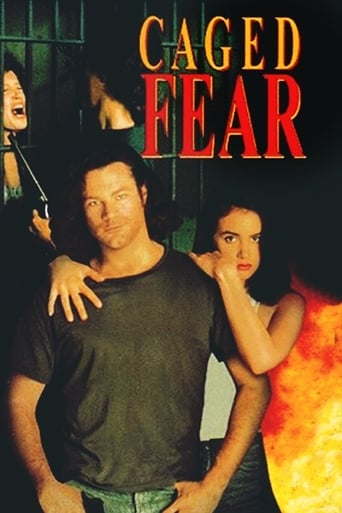 Poster of Caged Fear
