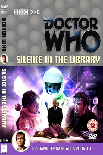 Poster of Doctor Who: Silence in the Library fragman