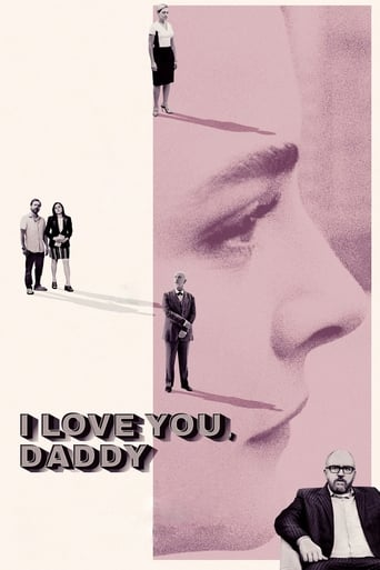 Poster of I Love You, Daddy