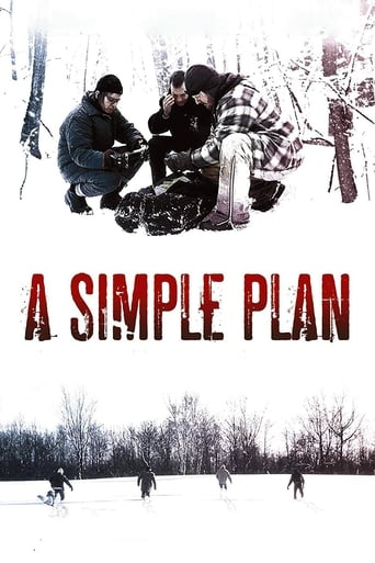 Poster of A Simple Plan