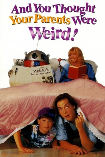 Poster of And You Thought Your Parents Were Weird!