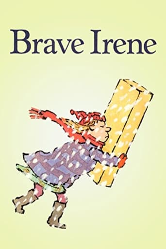 Poster of Brave Irene