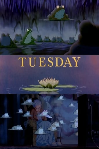 Poster of Tuesday