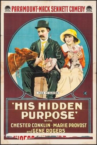 Poster of His Hidden Purpose