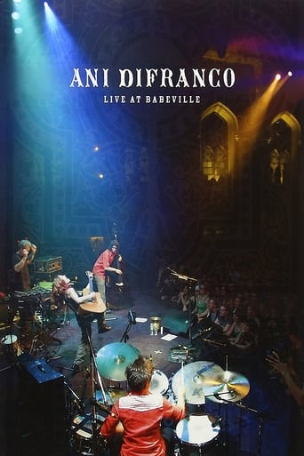 Ani DiFranco - Live at Babeville