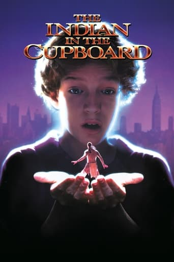 The Indian in the Cupboard image
