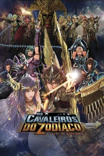 Os Cavaleiros do Zodíaco: A Lenda do Santuário - Poster