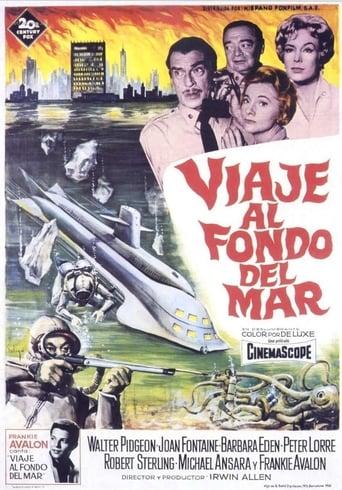 Poster of Viaje al fondo del mar