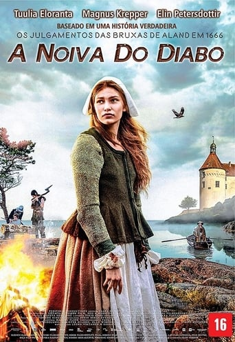 A Noiva do Diabo - Poster