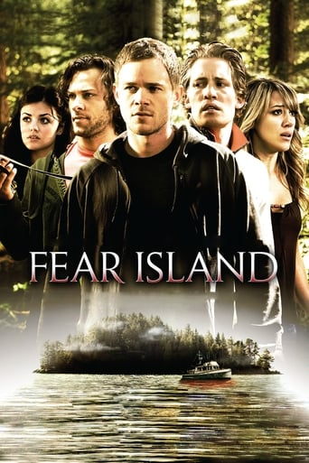 Poster of Fear Island