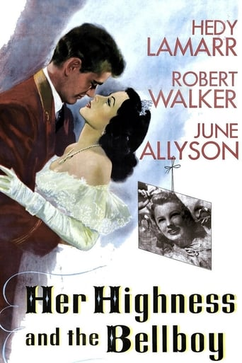 Poster of Her Highness and the Bellboy