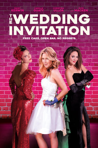 Poster of The Wedding Invitation