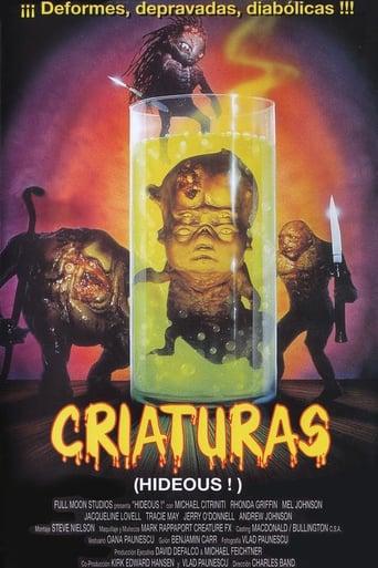 Poster of Criaturas