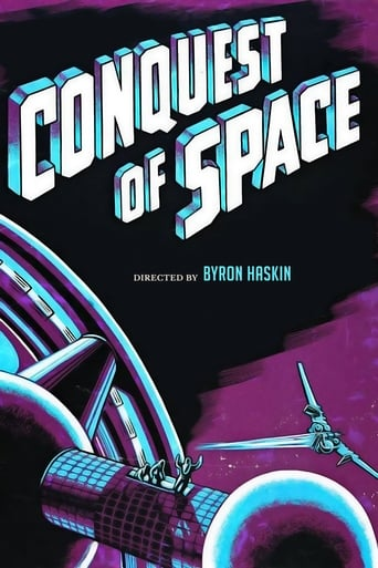 Poster of Conquest of Space