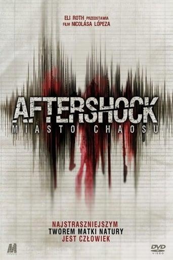Aftershock - Poster