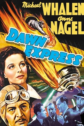 Poster of Dawn Express