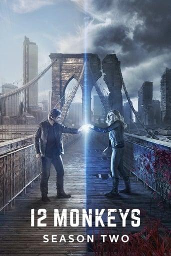 Dvylika beždžionių / 12 Monkeys (2016) 2 Sezonas