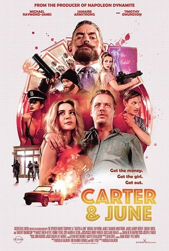 Poster of Carter & June