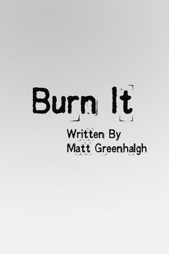 Poster of Burn It