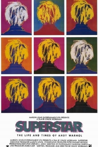 Poster of Superstar: The Life and Times of Andy Warhol