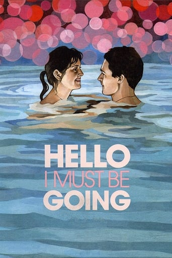 Poster of Hello I Must Be Going