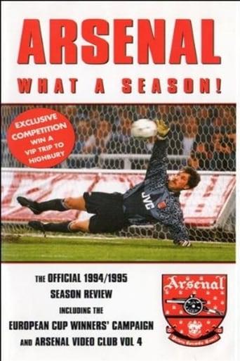 Arsenal Season Review 1994-95