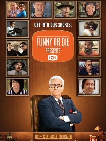Poster of Funny or Die Presents