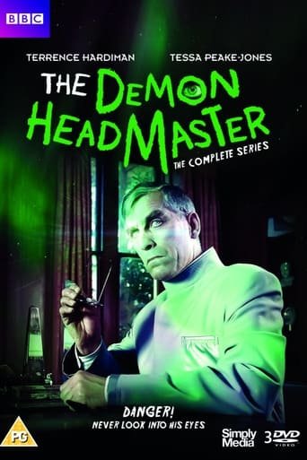 Poster of The Demon Headmaster