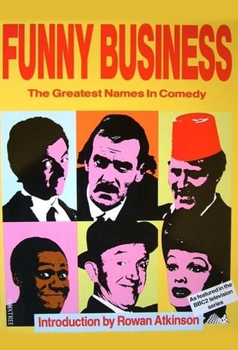 Poster of Funny Business