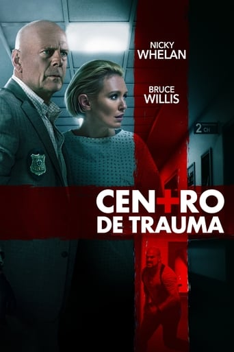 Centro de Trauma - Poster
