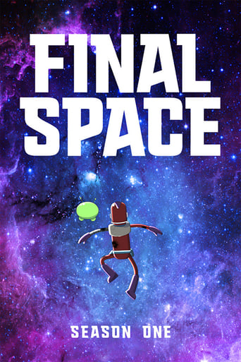 Final Space 1ª Temporada - Poster