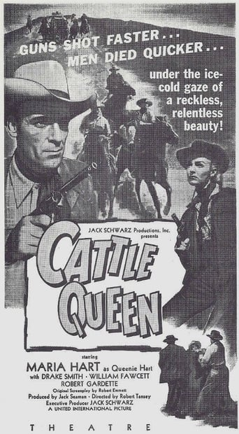 Poster of Cattle Queen
