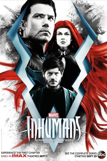Poster of Inhumans: The First Chapter