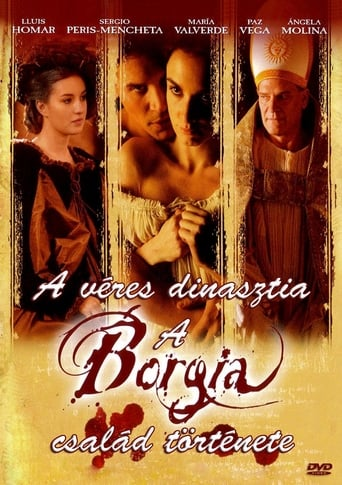 A véres dinasztia: A Borgia-család története