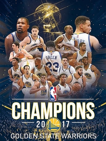 Poster of 2017 NBA Champions: Golden State Warriors