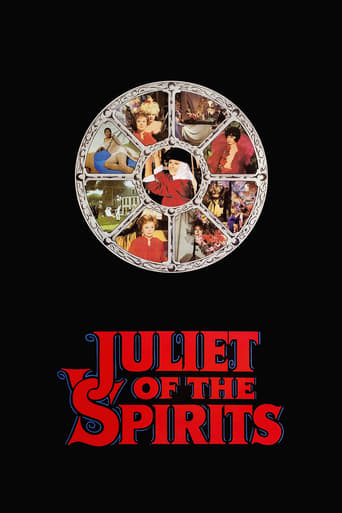 Poster of Juliet of the Spirits