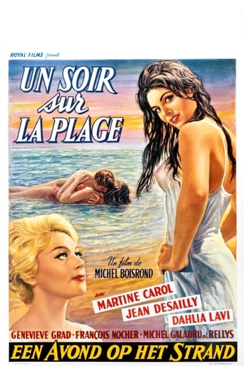 Poster of One Night at the Beach