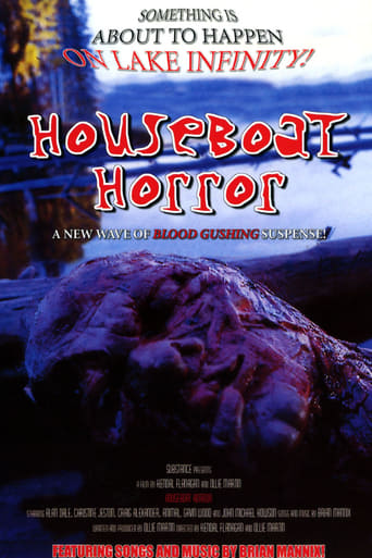 Poster of Houseboat Horror