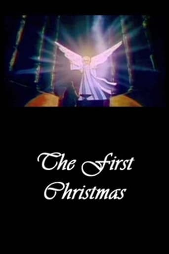 The First Christmas poster